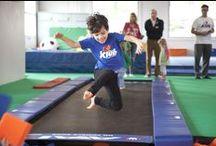 Fun At TKG / Photos from inside The Klub Gymnastics in Los Angeles, CA.