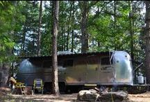 Trailers, RVs and Buses / Tiny homes and houses made from remodelled trailers or buses.