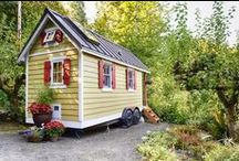 Traditional Style Tiny Houses