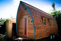 Unique Styles / Tiny houses with unique designs and styles