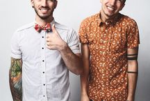 Twenty øne piløts / Just things. If you don't actually like good music with good words you are in wrong place.