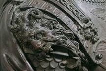 medieval/gothic/18th century