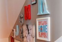 Wall Collage Ideas / by Camille