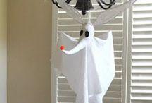 Halloween Ideas / by Stephanie Russell