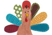 Holiday: Thanksgiving / by Jennifer Reddick Vestal