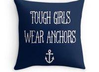 tough girls wear anchors.
