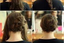 hair / by Maggie Moran