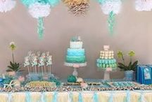 DISPLAY: Dessert Table / Ideas on how to build and fill dessert sweet tables and stations. Layout designs and decorative how-to's