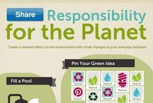 Cool Eco Infographics