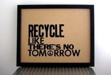 Fun Recycling Bins & Signs