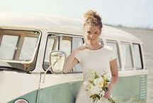 Vintage Wedding / A blast from the past. Vintage wedding dresses, vintage decor, and ideas for your wedding day!