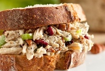 FOOD: Lunch / Sandwiches, salads, bowls and recipes for the afternoon meal.