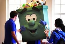 Recycling Mascots We Love