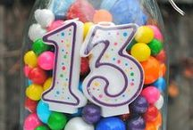 Tween/Teen Party Ideas / by Camille