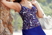 Summer Looks For the Curvy Gal / Plus size fashions don't have to be boring or cover you head to toe!