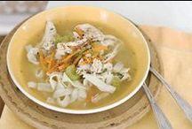 Shirataki Noodle Recipes / by Camille