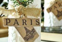 Paris is always a good idea / The best of Paris / by Lana Malinski Nebeker