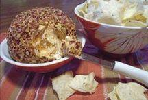 Cheese Ball Yummies / by Merilee Hughes