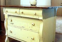 Furniture / by Lana Malinski Nebeker