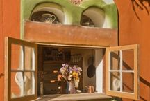 Cob & Strawbale Building / by Alison Huskey