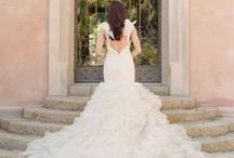 Fairytale Weddings / Gorgeous and grand wedding inspiration fit for a princess!
