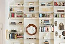 BOOKCASES / by Charlotte Hosten