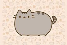 Pusheen / by Camille