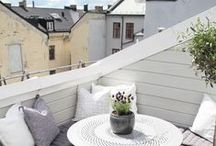 OUTDOOR SPACES / by Charlotte Hosten