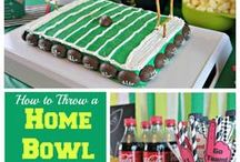 Game Day Recipes / Easy recipes for game day and tailgating.