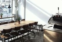Cafe spaces