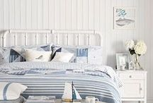 Coastal Bedroom / by Stephanie Russell