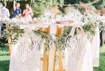 Handmade Weddings / rustic, DIY and handmade wedding details.