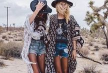 AW15: Bohemian Dreaming / Be Boho Chic in Floral Prints, Flowy Maxi's and Floppy Hats - Perfect for Those Carefree Summer Days.