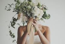 WEDDING FLOWERS / by Charlotte Hosten