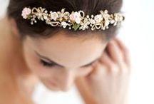 WEDDING JEWELRY & ACCESSORIES / by Charlotte Hosten