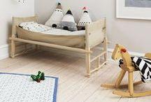 KIDS ROOMS & STUFF / by Charlotte Hosten
