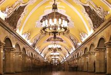 Moscow + St. Petersburg