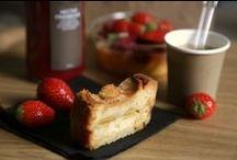 Nos petits déjeuners et pauses café - Pan Cooker / Des petits déjeuners et pauses gourmandes créés par le Pan Cooker pour vos événements professionnels.
