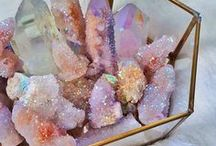 Crystals / i love crystals so much omg