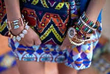 ° ° ♥ Casual Chic Style ♥ ° ° / Combination of colors, fabrics or shapes i liked
