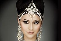 India & oriental look