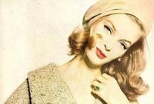 Retro Chic & Vintage Glamour