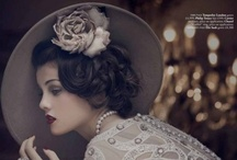 03 - The Great Gatsby Style / 1920 Inspired style elegant dresses : Inspiration for balls & vintage style weddings, charleston style