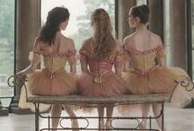 Ballerina & Swan - Ballet II