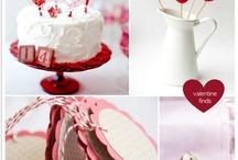 Rojo/Red (Wedding decor)