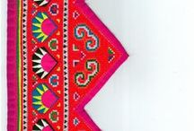 Thai Hill Tribe Fabrics
