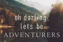 ADVENTURE LOVE / by Claire Norriss