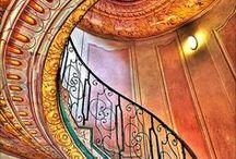 Escadas! / Inspiradoras!