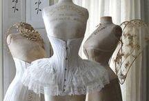 Mannequins , bustes