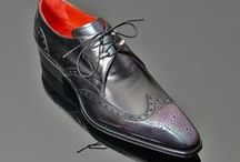 Jeffery-West English Goodyear Welted Shoes / Men's Jeffery-West Goodyear Welted shoes. Luxury shoes made using the traditional Goodyear Welted construction.  #mensshoes #jefferywestuk #Jefferywestusa #goodyearwelted #mensstyle